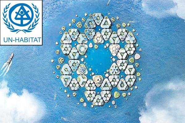 United Nations thinks Build floating Oceanics Cities  - Sakshi