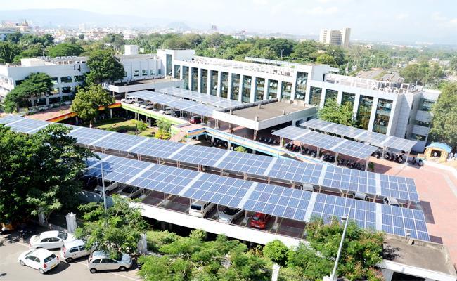 GVMC Budget Hikes With Tax - Sakshi