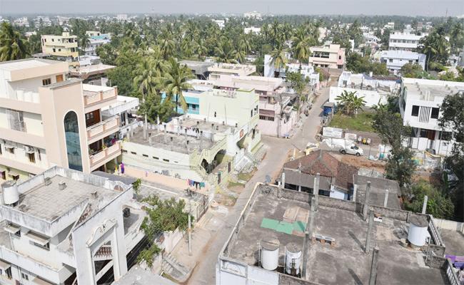 Machilipatnam Panchayat Turn to Corporation - Sakshi