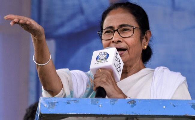 Mamata Banerjee Asks Congress Leader Why Wife Name Not In Affidavit - Sakshi
