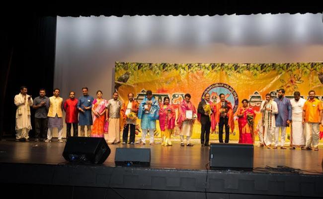 Tantex Celebrated Ugadi In Texas - Sakshi