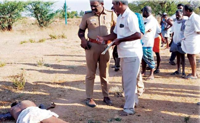 Priest Murdered in Tamil Nadu - Sakshi