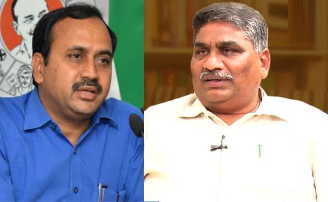 YSRCP Leaders Alla Ramakrishna Reddy And Modugula Venugopal Reddy Have Checked Strong Rooms In Nagarjuna University - Sakshi