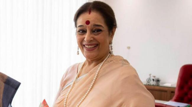 Poonam Sinha Says She Does Not Fear The Contest Against Rajnath Singh - Sakshi