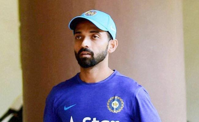 Ajinkya Rahane seeks BCCI permission to play for Hampshire - Sakshi