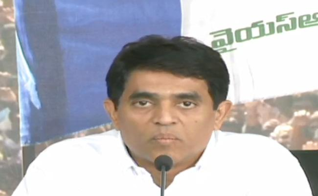 Buggana Rajendranath Reddy Slams Chandrababu Naidu Over Election Code Violation - Sakshi