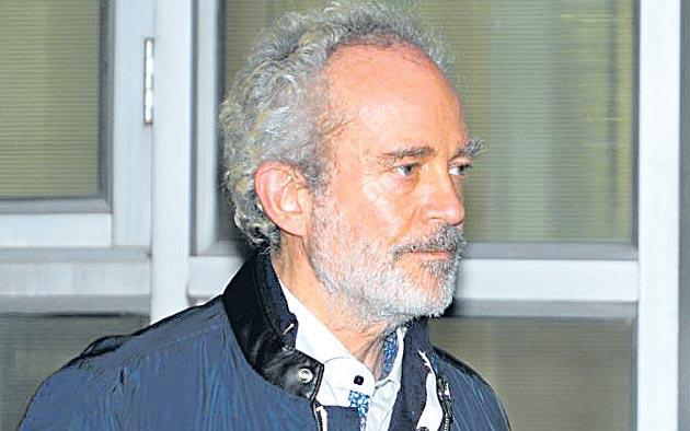 Christian Michel bail rejected delhi court - Sakshi