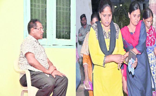 CBI Arrests Forest Officials Over Corruption - Sakshi