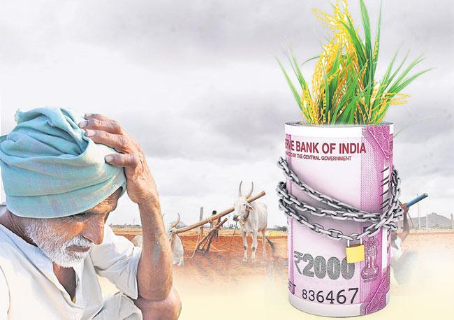 Andhra Pradesh Govt Not Pay Investment Subsidy To Farmers - Sakshi