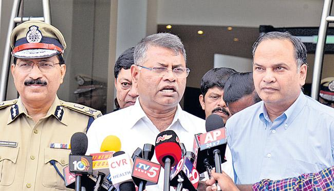 Mandala Parishad election schedule will be released on Friday or Saturday - Sakshi