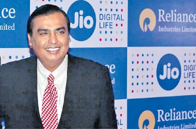 Reliance Industries Posts Record Profit Of Rs. 10,362 Crore In March Quarter - Sakshi