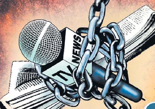 India drops down on World Press Freedom Index - Sakshi