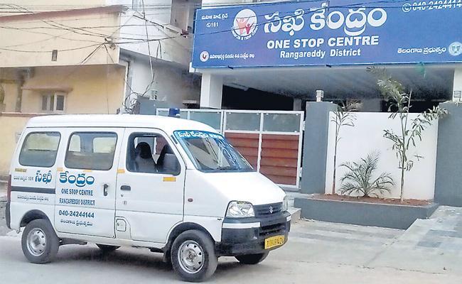 Sakhi centers for victims - Sakshi