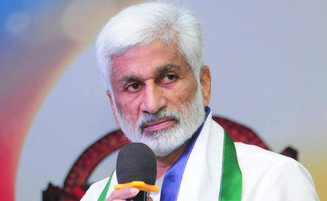 State government has approved the proposal - vijay sai reddy - Sakshi