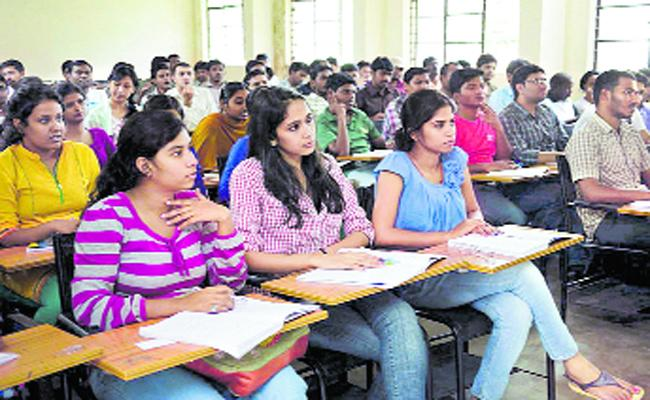 Andhra Pradesh EAMCET Exams From Tomorrow - Sakshi