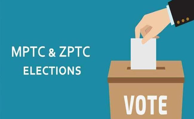 ZPTC MPTC Elections 2019 Suspension On Some Candidates - Sakshi