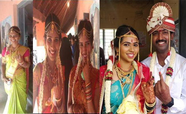 Brides And Grooms Caste There Vote Rights in Karnataka - Sakshi