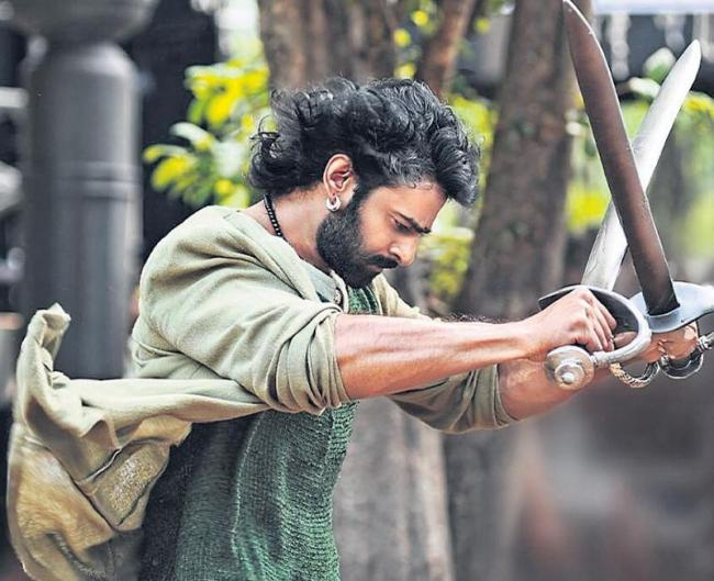 Prabhas breaks the internet with first ever Instagram post - Sakshi