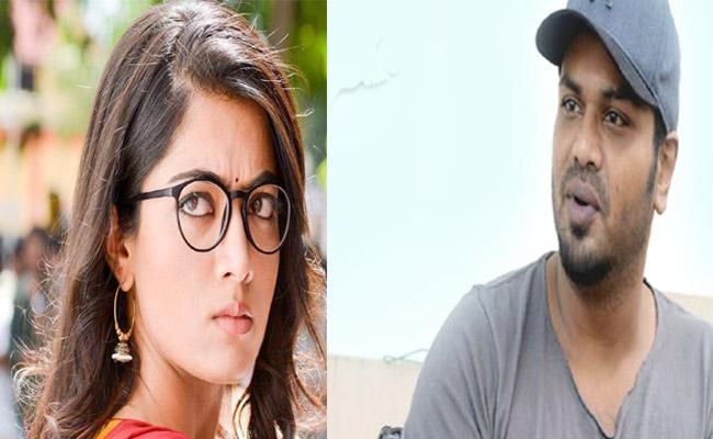 Rashmika Mandanna Gets Emotional Over Raichur Women Student Death - Sakshi