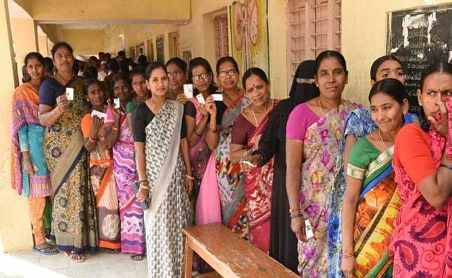 GV Sudhakar Reddy Article On AP Election Polling - Sakshi
