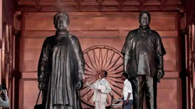 Mayawati Says My Statues Were Built In Public Interest   - Sakshi