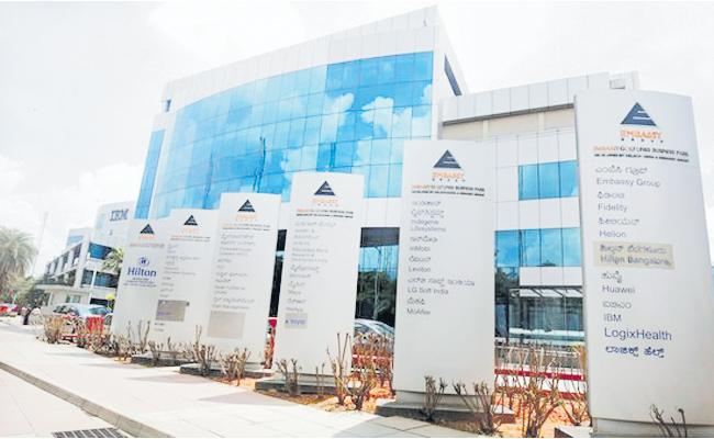 Listing day gains at Embassy Office Parks opens doors - Sakshi
