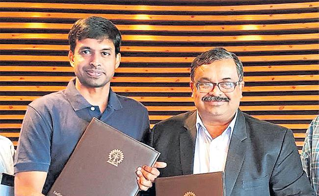 IIT KGP to develop training module for Gopichand Academy - Sakshi