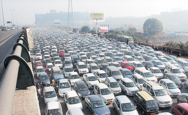 Passenger vehicle sales grow in single digit - Sakshi