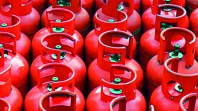 LPG cylinder prices hiked  - Sakshi