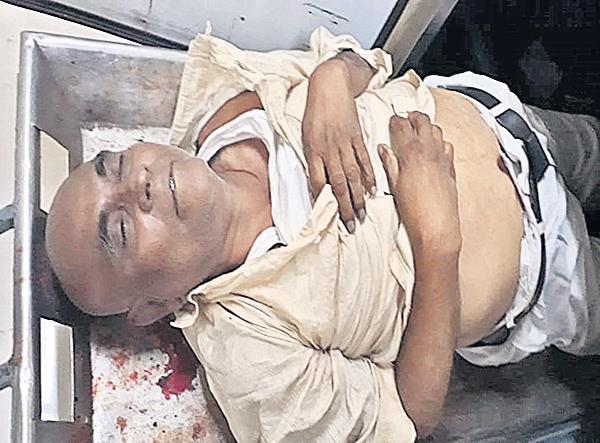 Agrigold Vice chairman suspicious death - Sakshi