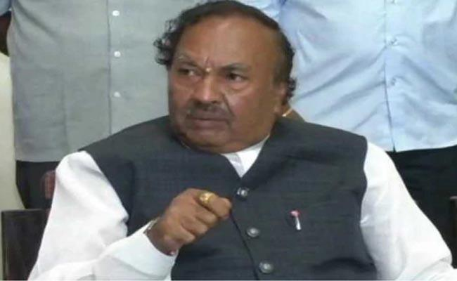 Bjp Leader Eshwarappa Says Muslims Dont Trust Us - Sakshi