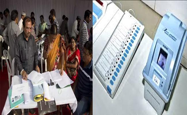 Nizamabad Election Have 3,30,780 Polling Agents - Sakshi