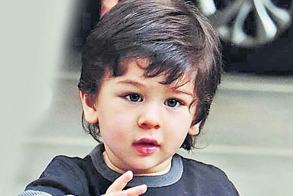 taimur khan guest role in good news - Sakshi