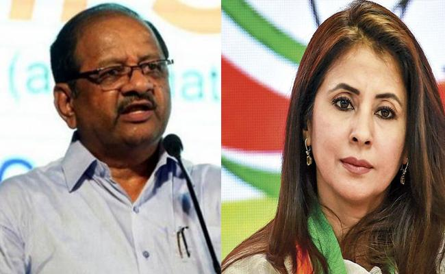 BJP Leader Gopal Shetty Comments Urmila Matondkar - Sakshi