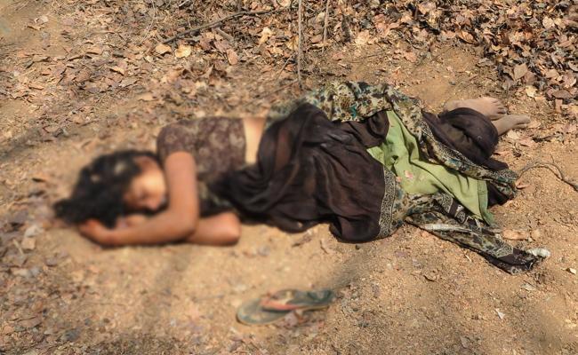 Husband Killed Wife in Chittoor - Sakshi