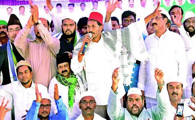YS Jagan Mohan Reddy Want To  Give More Welfare Schemes To Muslim Minorities In Nellore - Sakshi