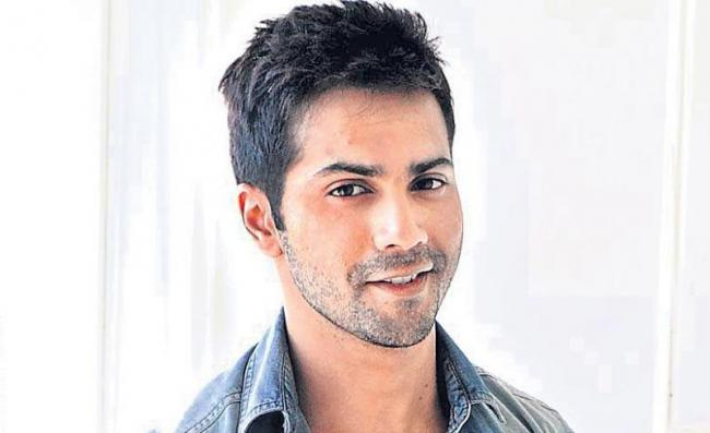 Varun Dhawan to turn producer with new Coolie No 1 - Sakshi