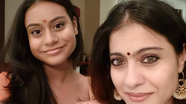 Kajol Tweet Emotional Note For Daughter Nysa On Her 16th Birthday - Sakshi