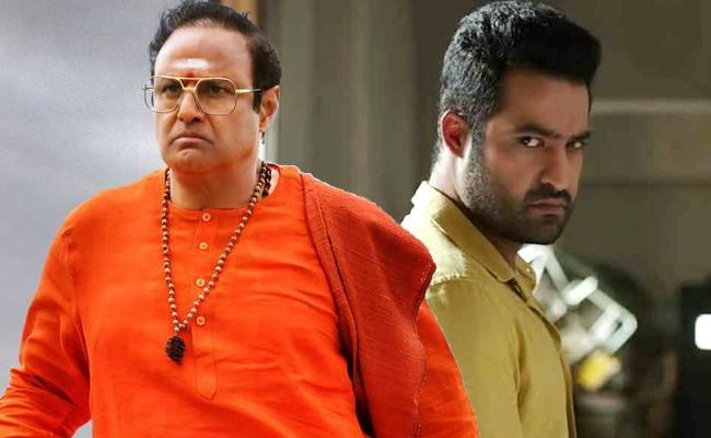 Jr Ntr Appreciated Nani Jersey But Didn Not Reponded On NTR Biopic - Sakshi