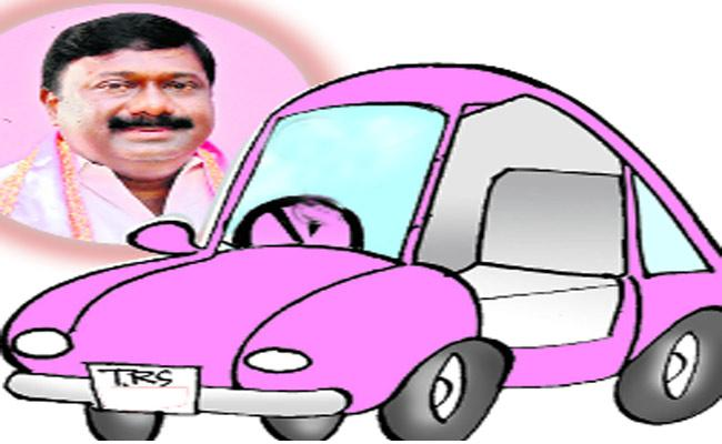 TRS Selects Banda Narender Reddy As ZP Chairman - Sakshi