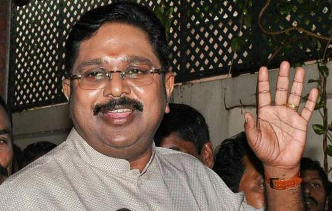 TTV Dinakaran Becomes General Secretary Of AMMK - Sakshi
