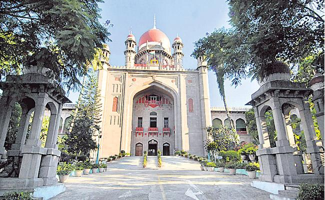 High Court has ordered the Government to file a Counter Through 14 - Sakshi
