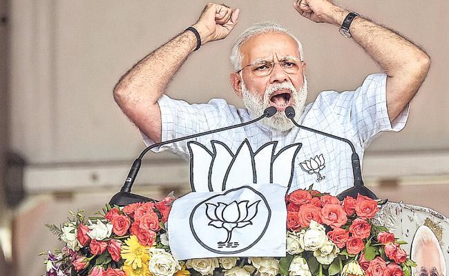 Shekhar Gupta Article On BJP Election Campaign - Sakshi