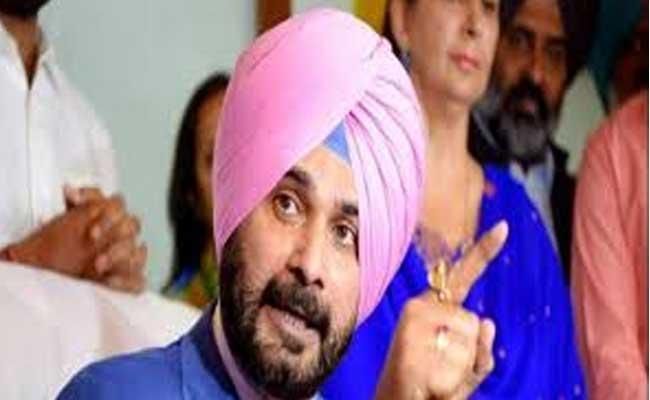 Navjot Singh Sidhu Calls PM Modi Anti National - Sakshi
