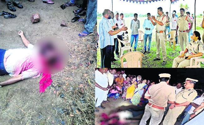 Man Murdered In Karimnagar - Sakshi