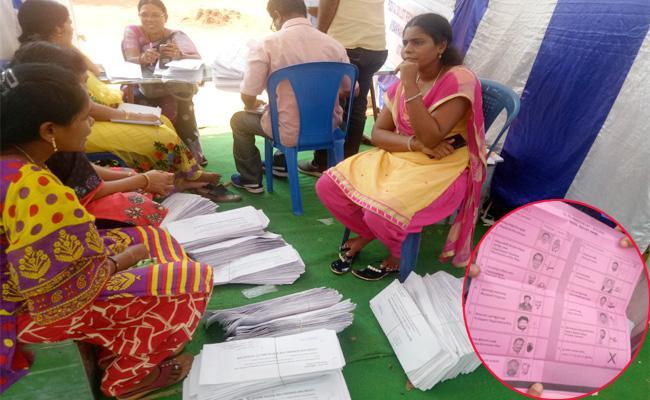 TDP Cheating on Postal Ballot Visakhapatnam - Sakshi