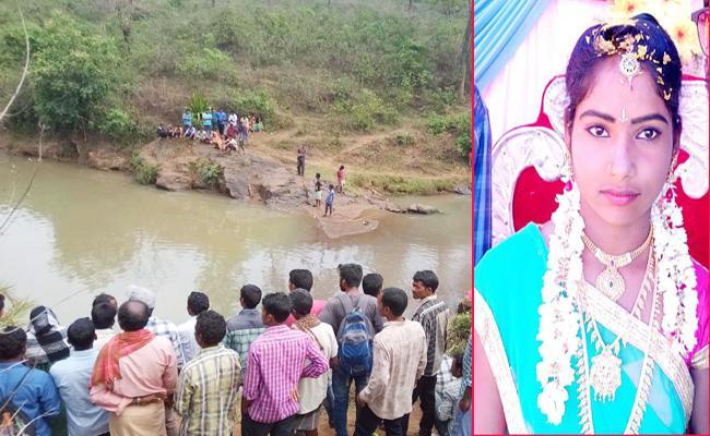 Gurukul Ashram School Student Died in Canal Visakhapatnam - Sakshi