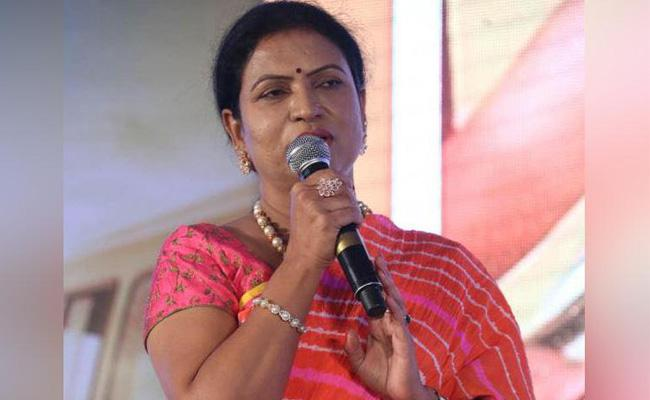 BJP Leader DK Aruna Slams KCR In Nalgonda - Sakshi