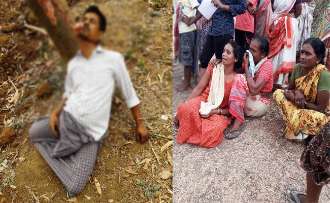 Alcohol Conflicts Men Suicide - Sakshi