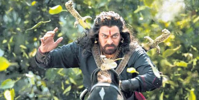 Sye Raa Narasimha Reddy team off to Kerala to film the final schedule - Sakshi